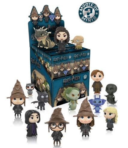 Harry Potter Mystery Mini Serie 2 - Mundo Funta