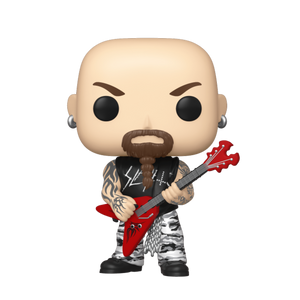 Kerry King Funko POP! Rocks : Slayer - Mundo Fu