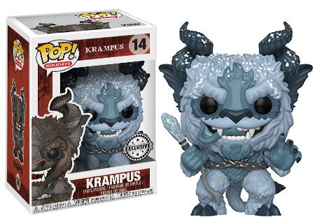 Krampus Frozen Funko POP! Nº 14 : Holidays - M