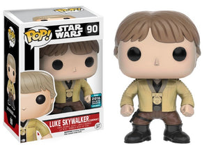 Luke Skywalker SWC 2016 Funko POP! Nº 90 : Sta