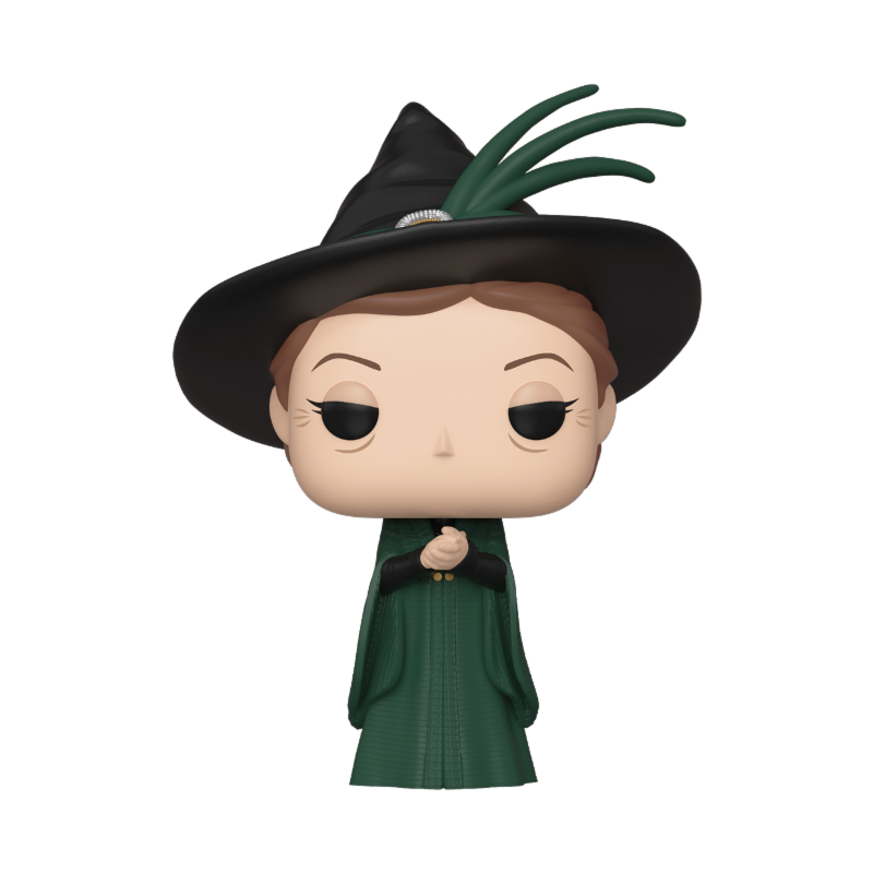 Minerva McGonagall (Yule) Funko POP! Harry Pott