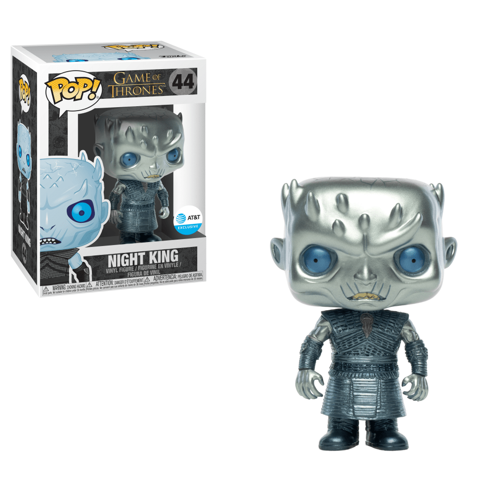 Night King (Metallic) Funko POP! Juego de Trono