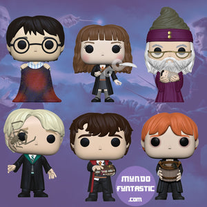 Pack Harry Potter 2020 Funko POP! - Mundo Funta