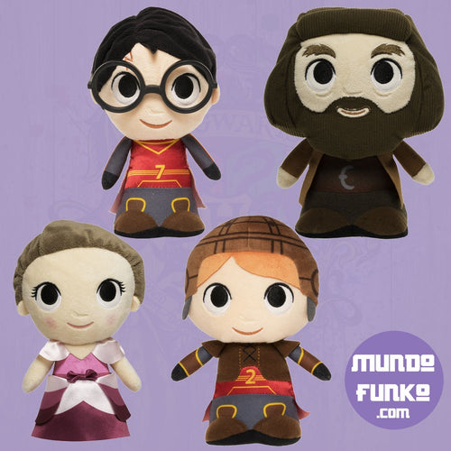 Pack de peluches Harry Potter Funko - Mundo Fun