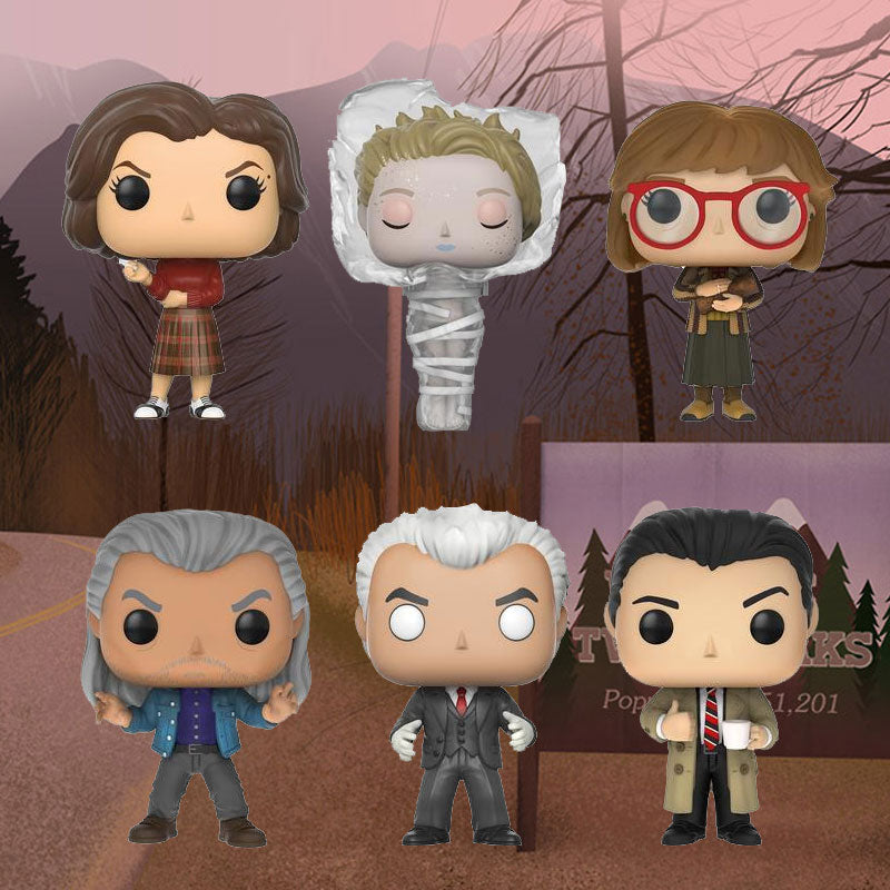 Pack Twin Peaks - Mundo Funtastic, tu tienda on