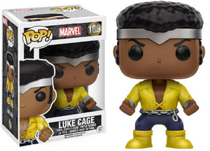 Power Man Funko POP! Nº 189 : Luke Cage - Mund