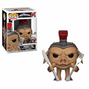 Pudgy Pig Funko POP! Nº 664 : Power Rangers -