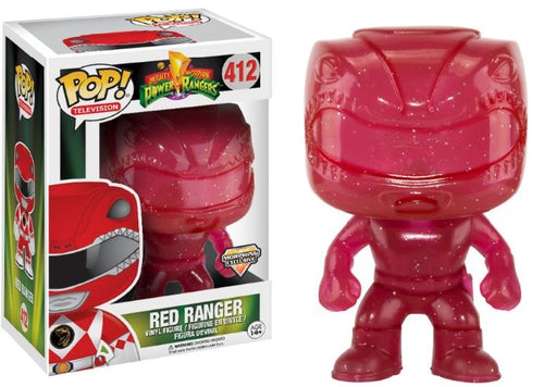 Morphing Red Ranger Funko POP! Nº 412 : Power