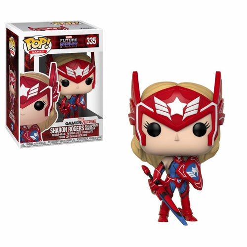 Sharon Rogers Funko POP! Nª 335 : Future Fight
