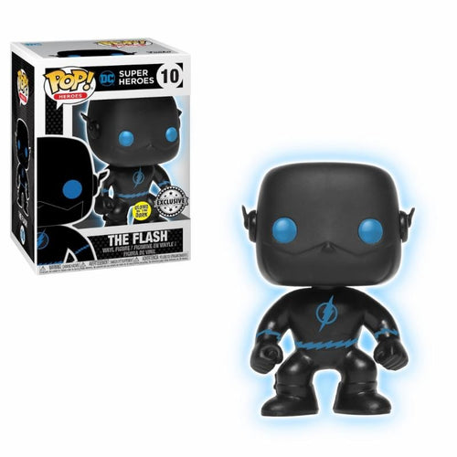 The Flash Silhouette Funko POP! Nº 10 : Univer