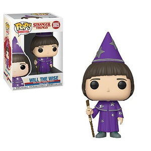 Will the Wise Funko POP! Nº 805 : Stranger Thi