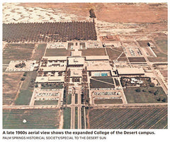 College of the Desert 1960s