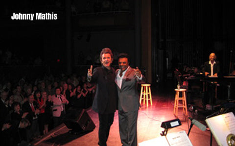 johnny mathis and gary mule deer