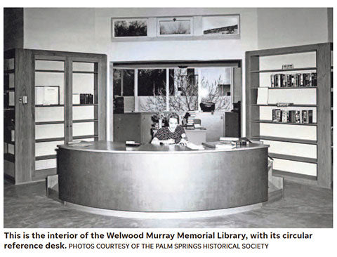 Welwood Library History