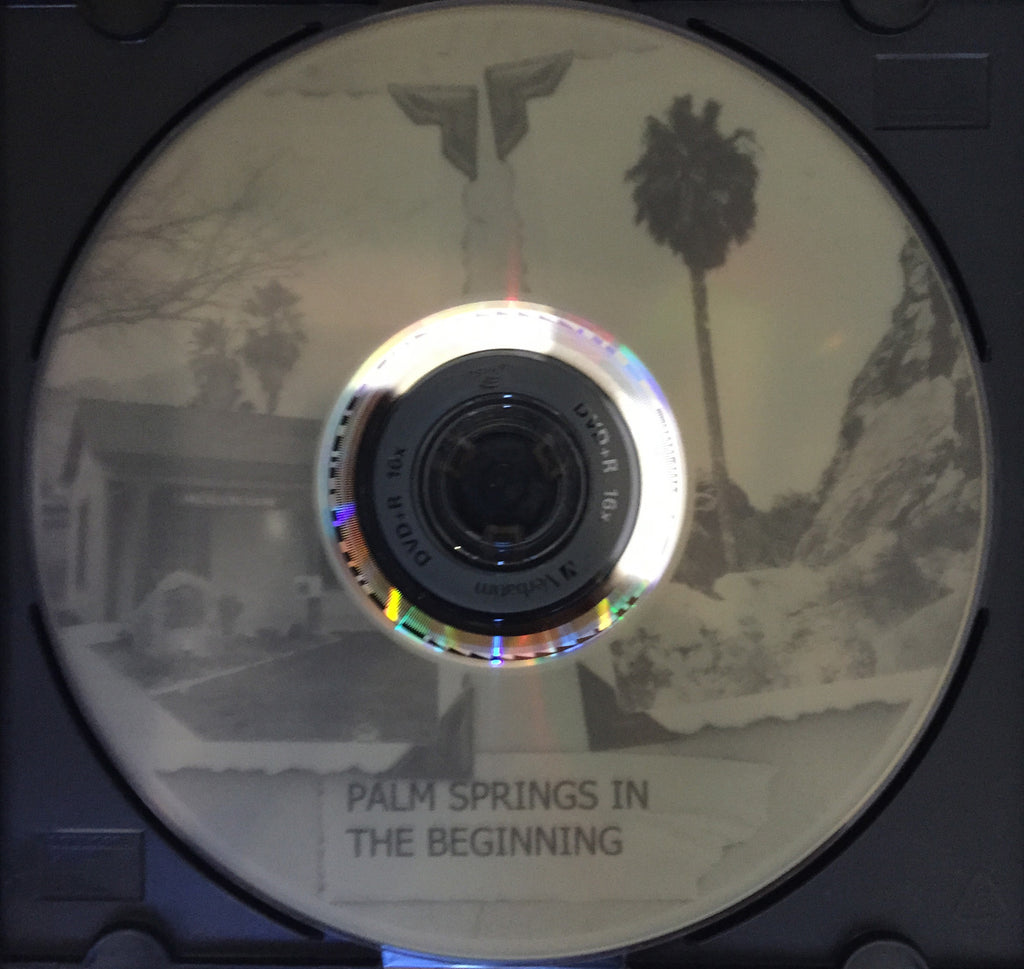 Palm Springs in the Beginning the DVD