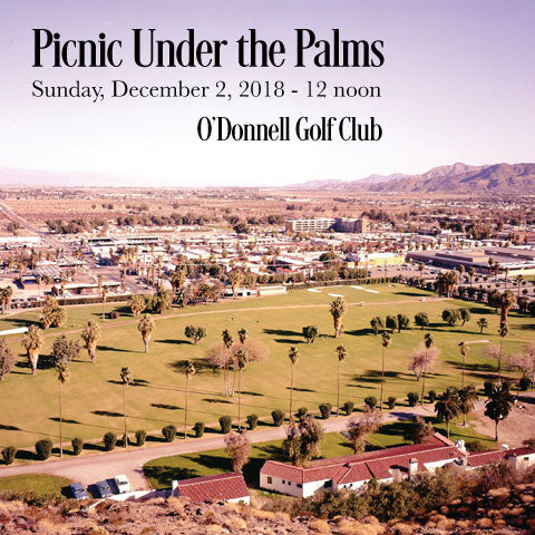Picnic Under the Palms 2018