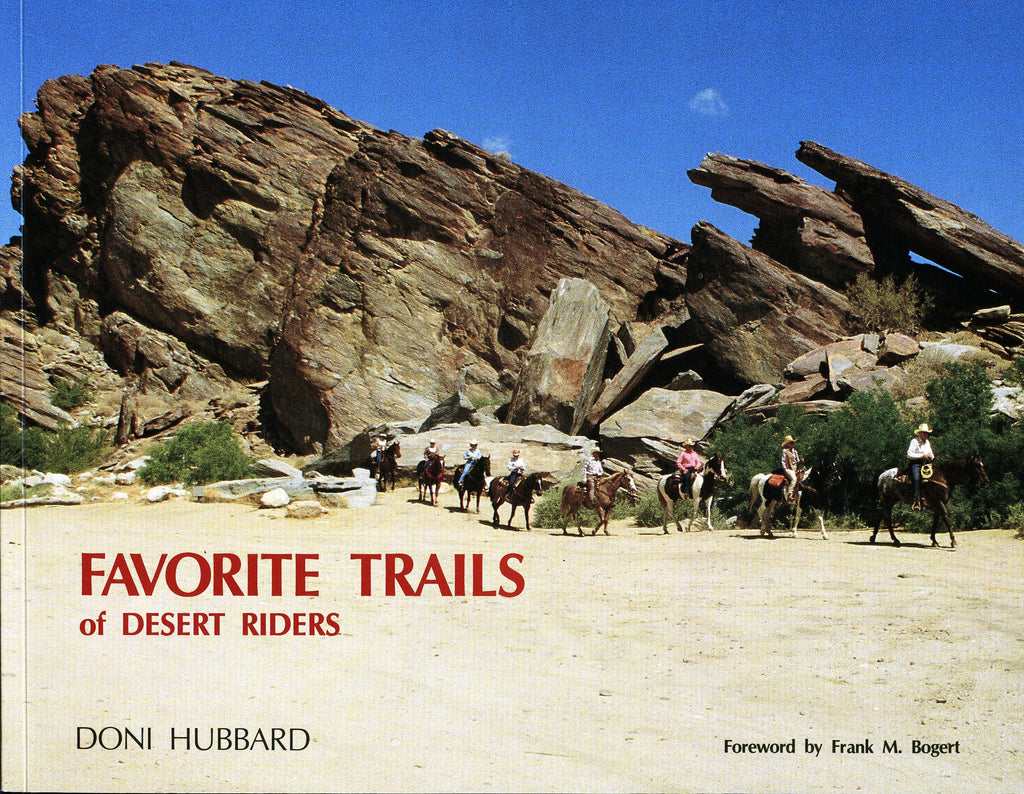 Favorite Trails of Desert Riders