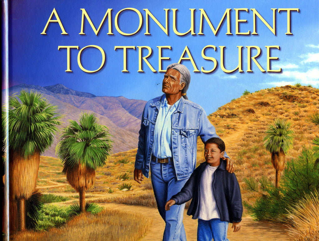 A Monument to Treasure