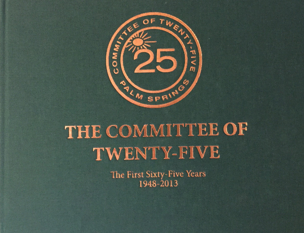 The Committee of Twenty-five