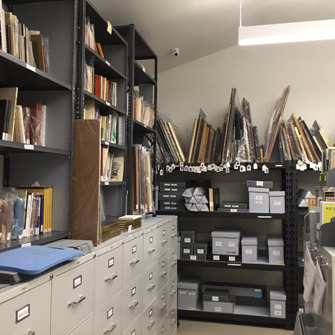 Donate to Research Library and Collections Archiving