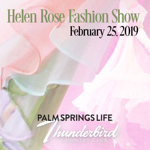 Helen Rose Fashion Show 2019