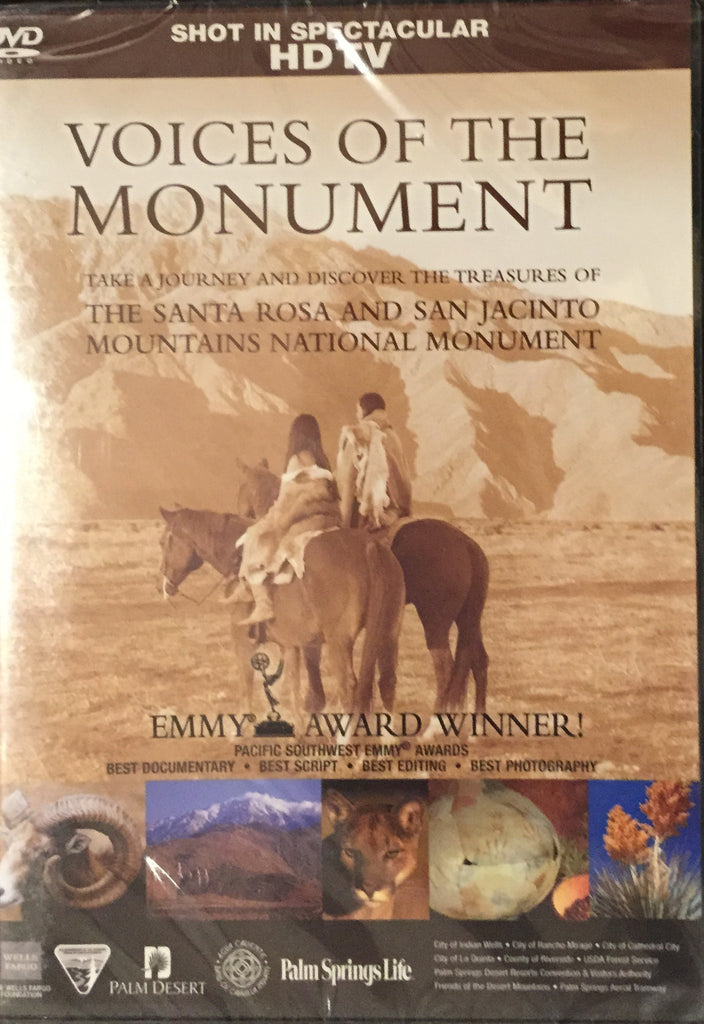 Voices Of The Monument DVD
