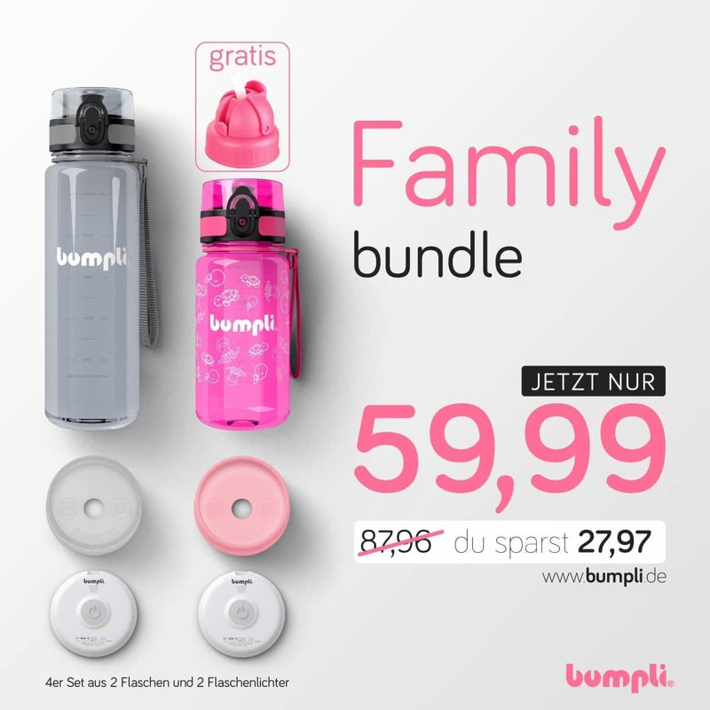 bumpli® - 4er Family bundle - bumpli® Germany
