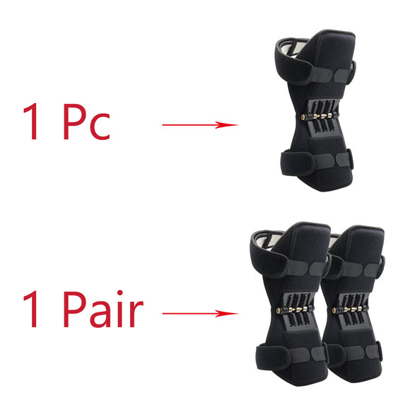 Joint Support Knee Pads Breathable Non-slip Lift Knee Pads Powerful Rebound Spring