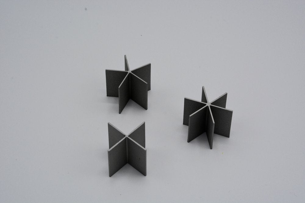 Aluminum Assembly Stars