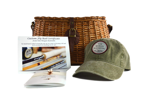 Custom Fly Rod Gift Certificate
