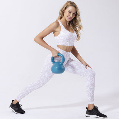 VERXE SUMMER QUARTZ ACTIVE YOGA SET