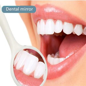 USB Charging Electric Sonic Dental Scaler Toothbrush Head Tooth Calculus Remover Tartar Scraper Mouth Mirror Teeth Whitening 20#