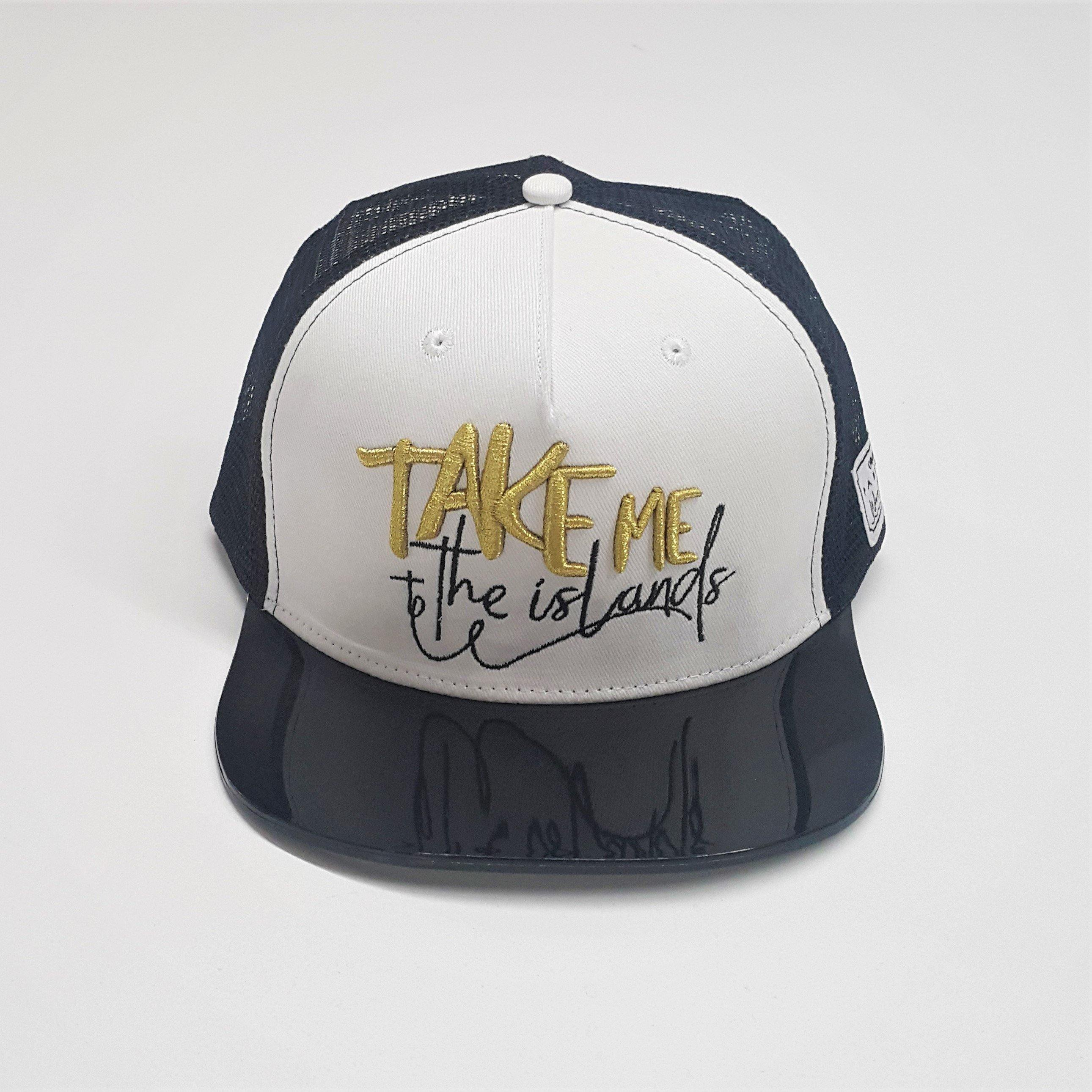 TAKE ME TO THE ISLANDS Snapback - myhoody