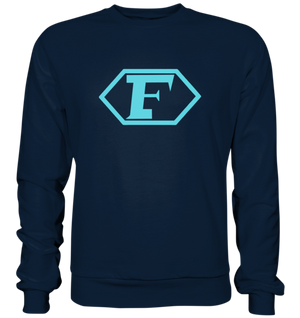 Captain Future Logo - Basic Sweatshirt - myhoody