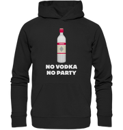 Hoodie ''No Vodka, no Party. '' – Männer - myhoody