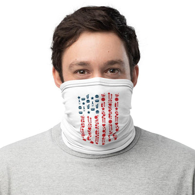 Multifunktionstuch - US Flagge - myhoody