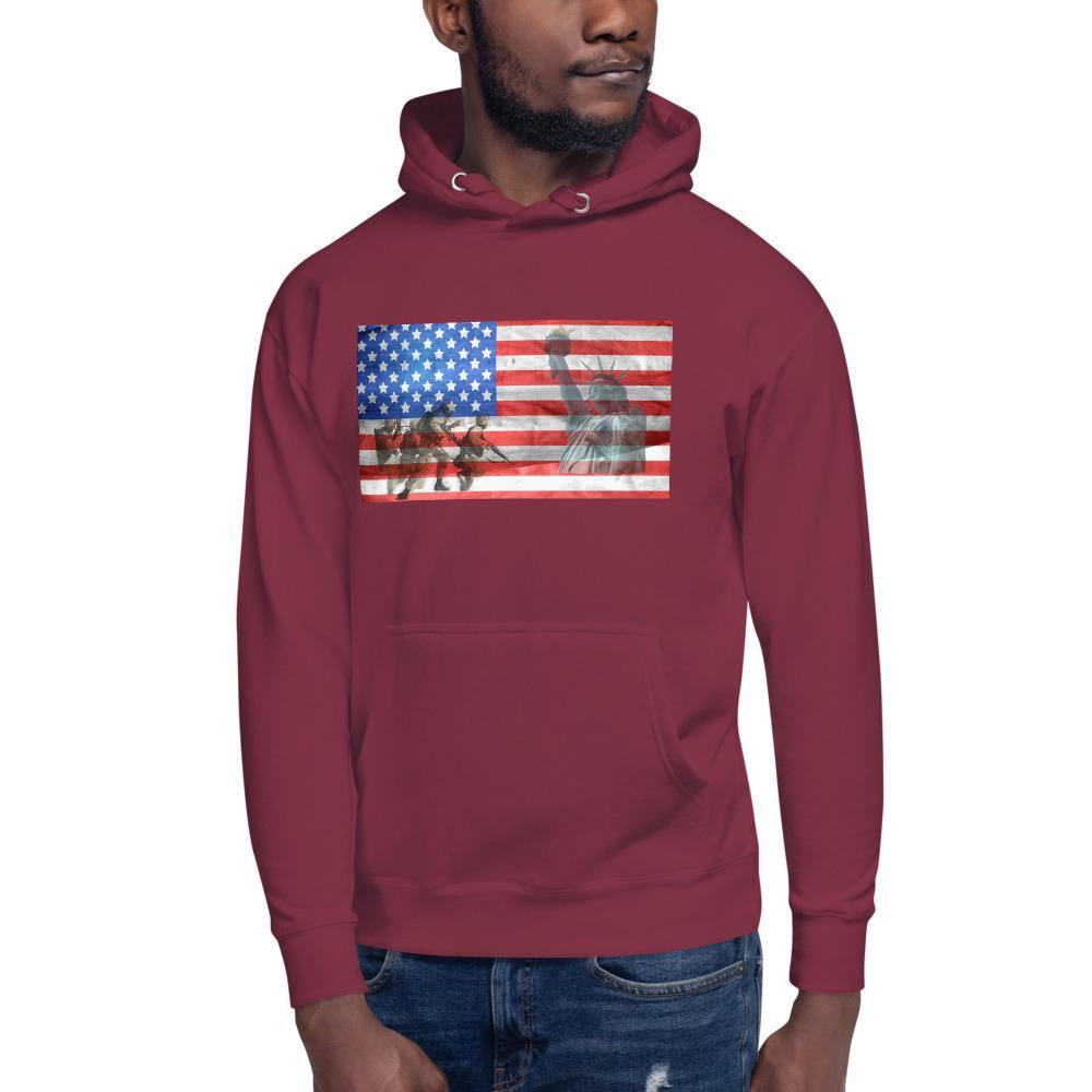 Männerhoodie - US Army - myhoody