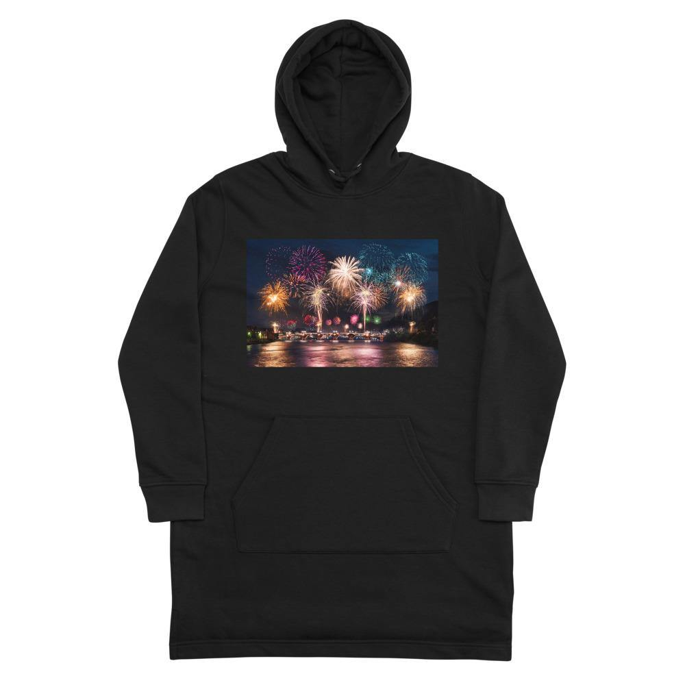 Hoodiekleid - Happy New Year - myhoody