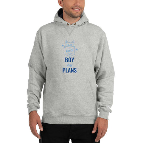 Champion Kapuzenpullover - Boy Plans - myhoody