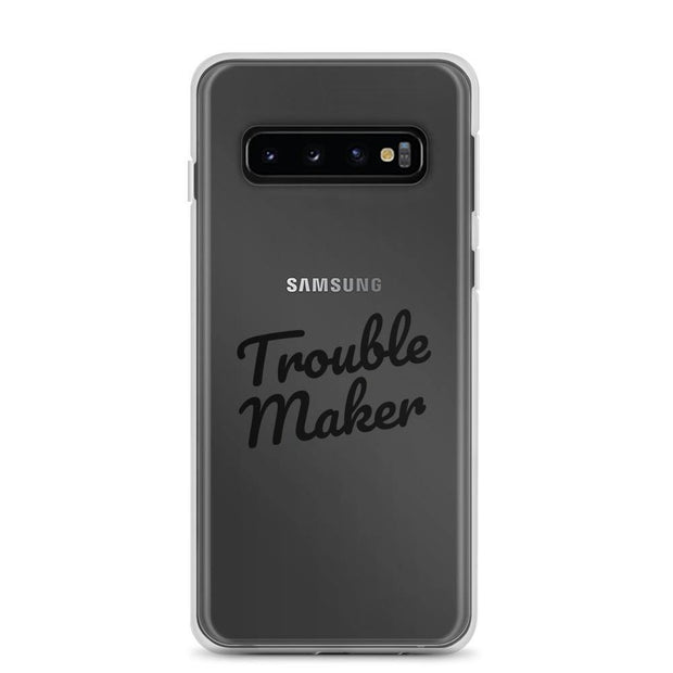 Samsung Handyhülle - Trouble Maker - myhoody