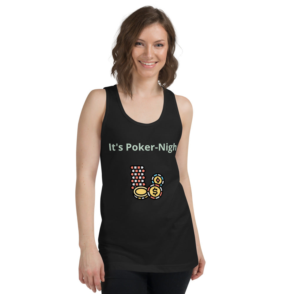 Klassisches Tank-Top (unisex) | Poker-Night - myhoody