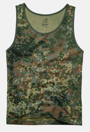 Outdoor | Camouflage Tank Top - myhoody