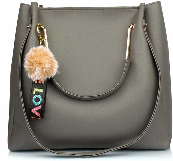 Supastyle Women Grey Shoulder Bag
