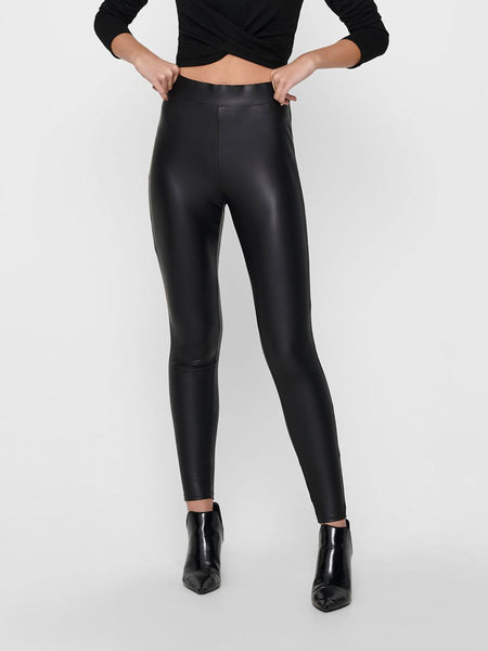 ONLCOOL COATED LEGGING NOOS