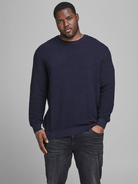 JJELIAM KNIT NOOS CREW NECK PS