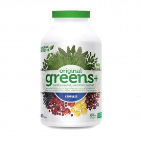 Genuine Health Greens+ 360 Capsules