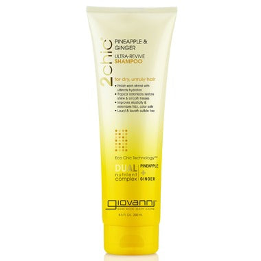 Giovanni 2chic Ultra-Revive Shampoo, Pineapple & Ginger