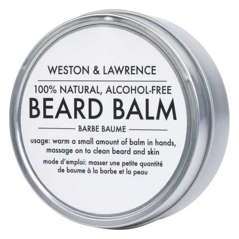 Weston & Lawrence Beard Balm