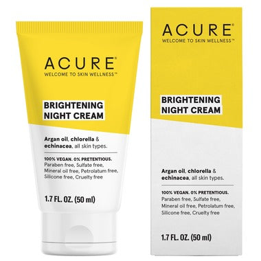 Acure Brightening Night Cream  50 mL