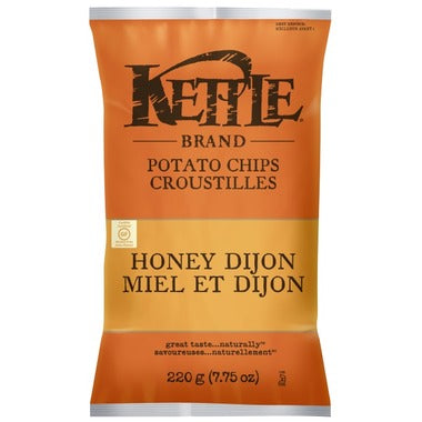 Kettle Honey Dijon Potato Chips
